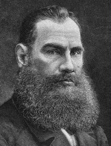 Lev Nikolaïevitch Tolstoï