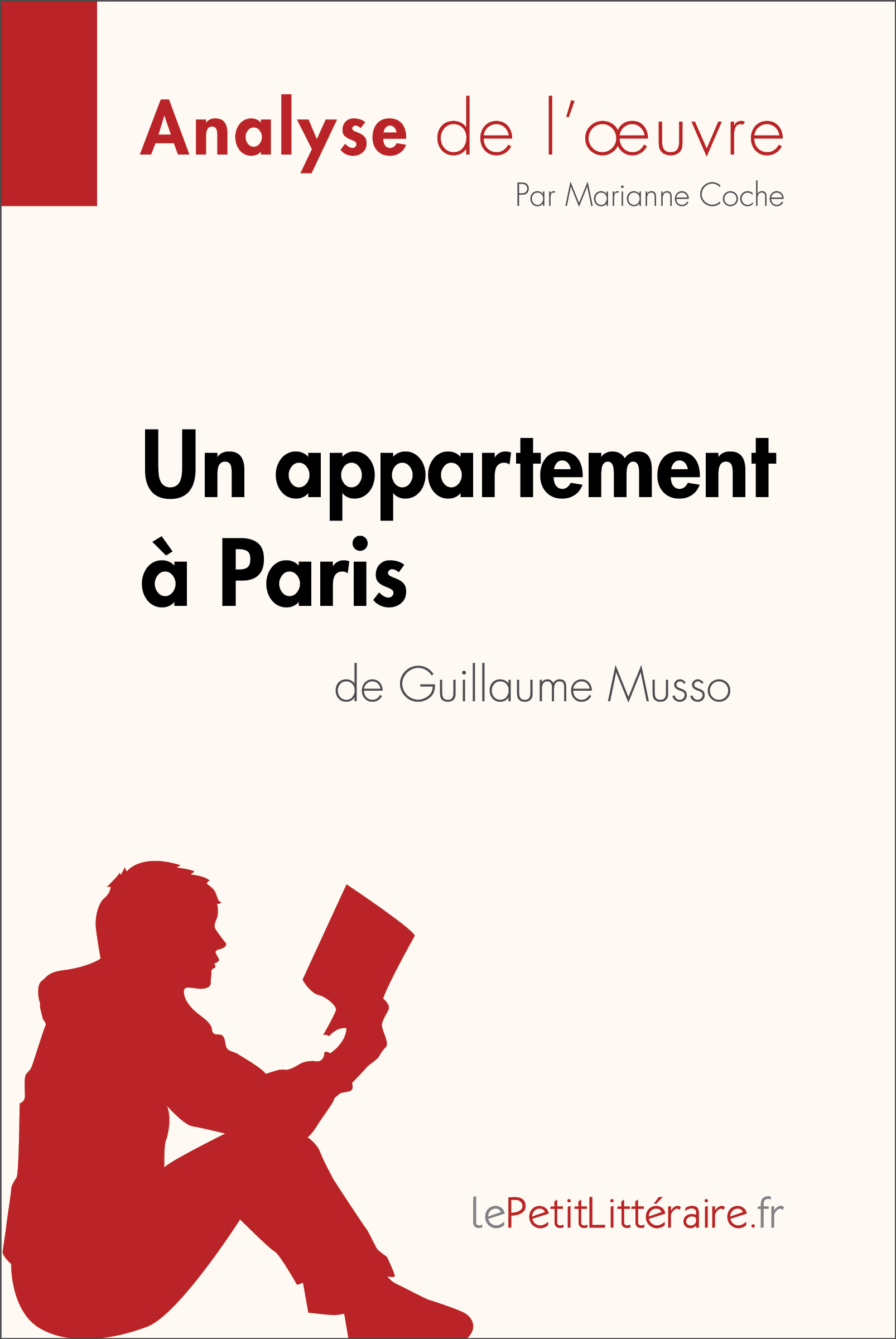 Analyse du livre :  Un appartement à Paris