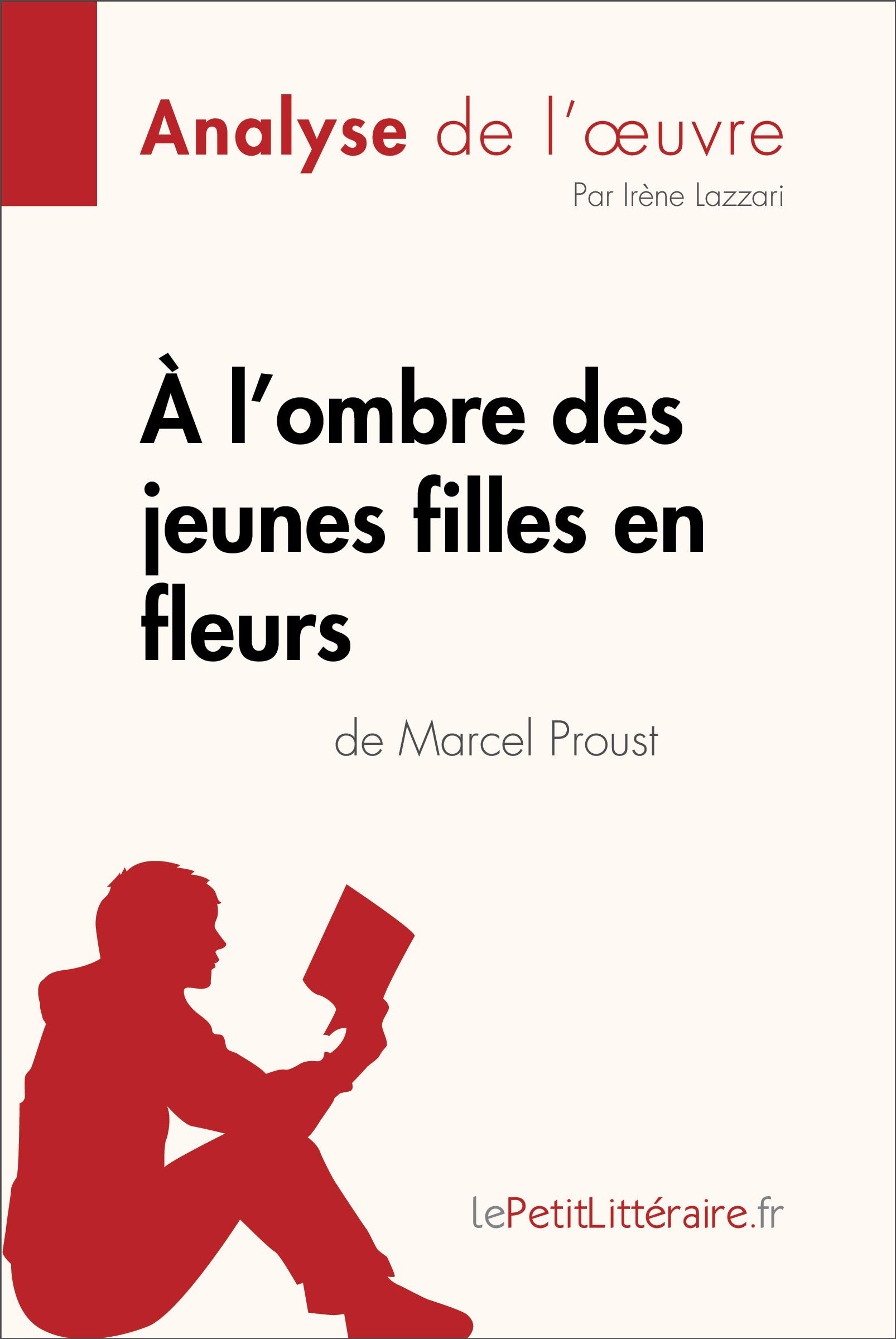 Analyse du livre :  À l'ombre des jeunes filles en fleurs