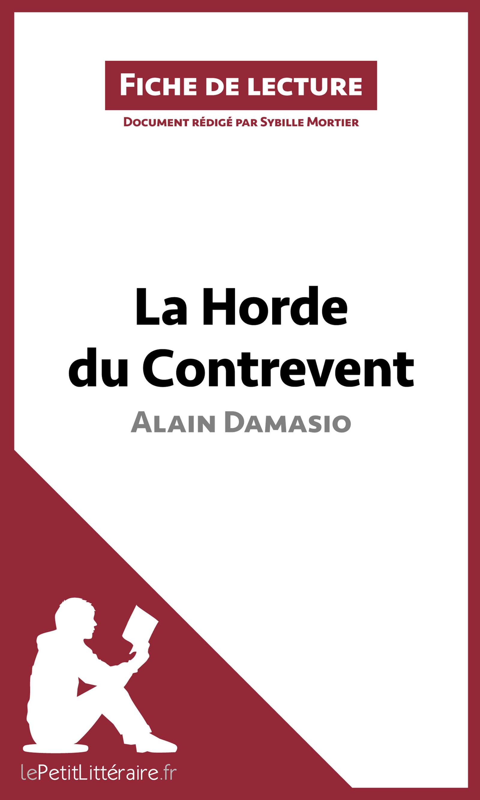 LA PDF CONTREVENT TÉLÉCHARGER DU HORDE