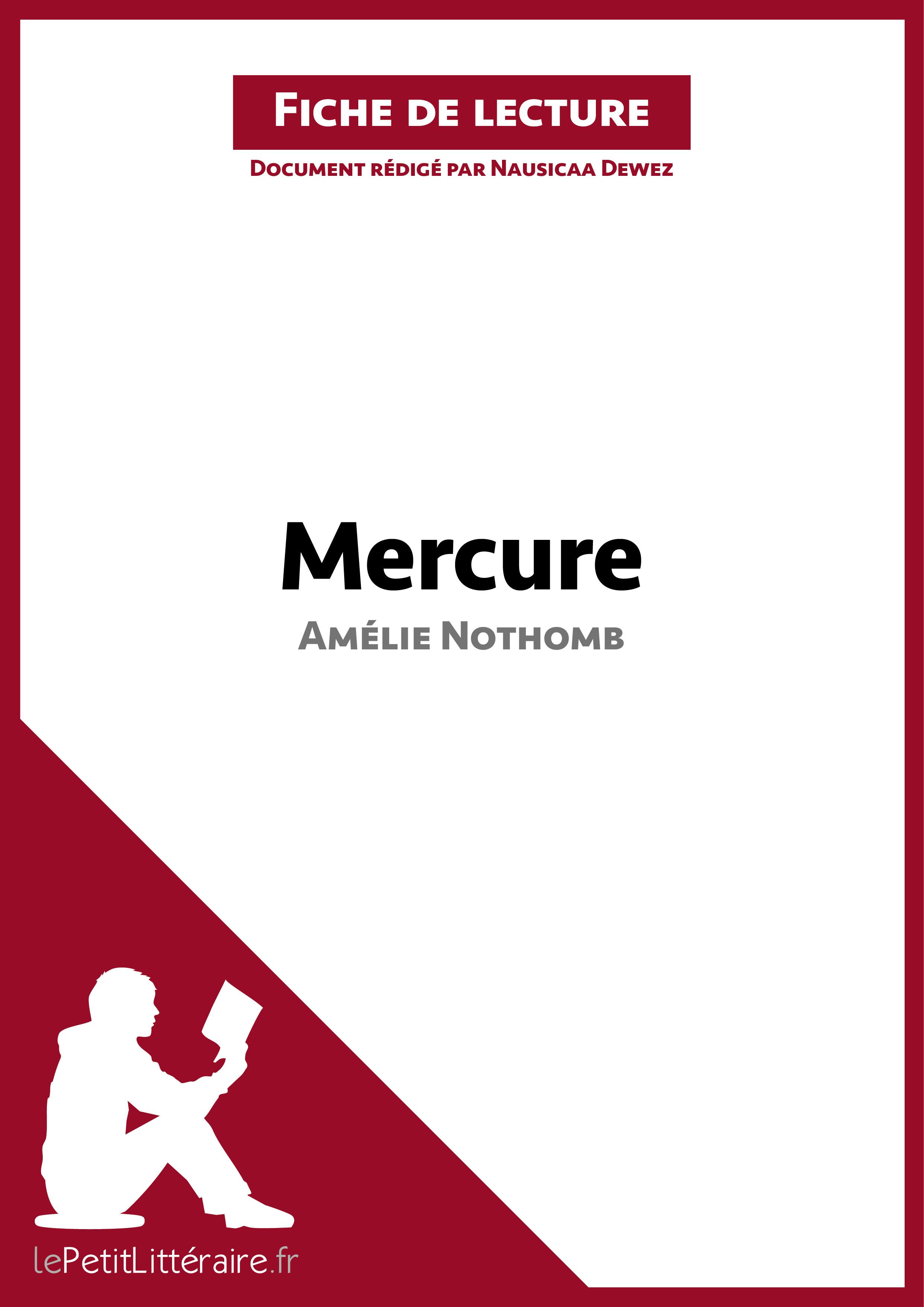 AMÉLIE TÉLÉCHARGER NOTHOMB PDF MERCURE