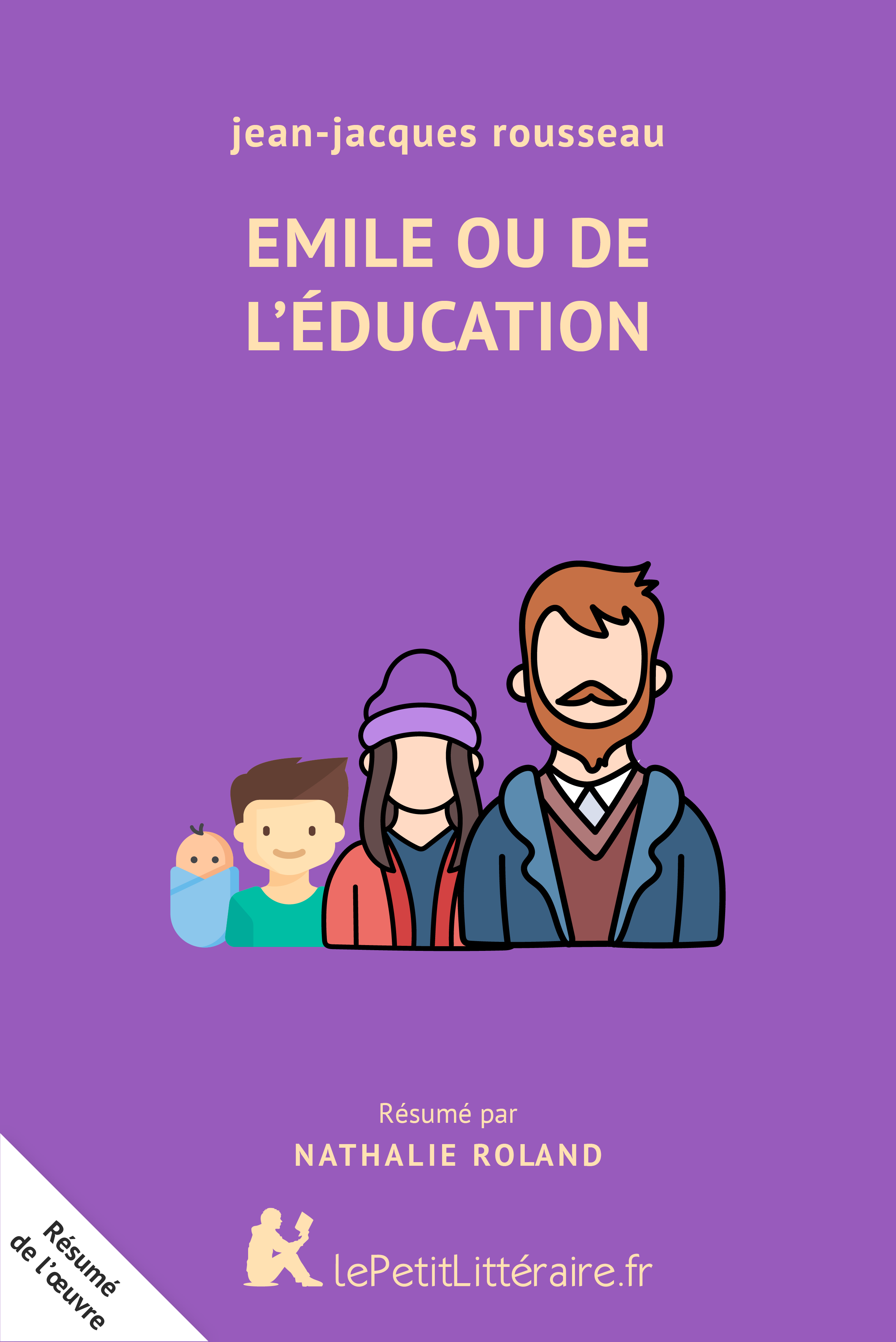 Lepetitlitteraire Fr Emile Ou De L Education Resume Du Livre