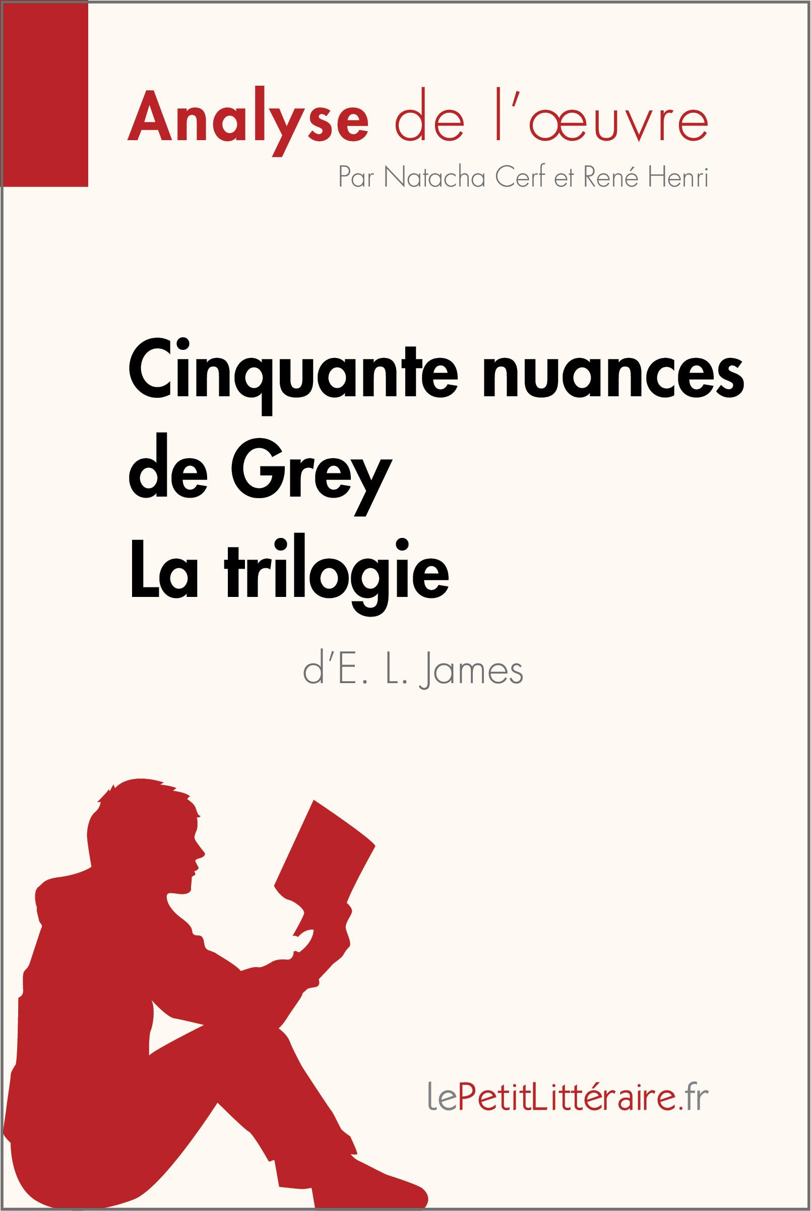 Cinquante nuances de Grey (La trilogie)
