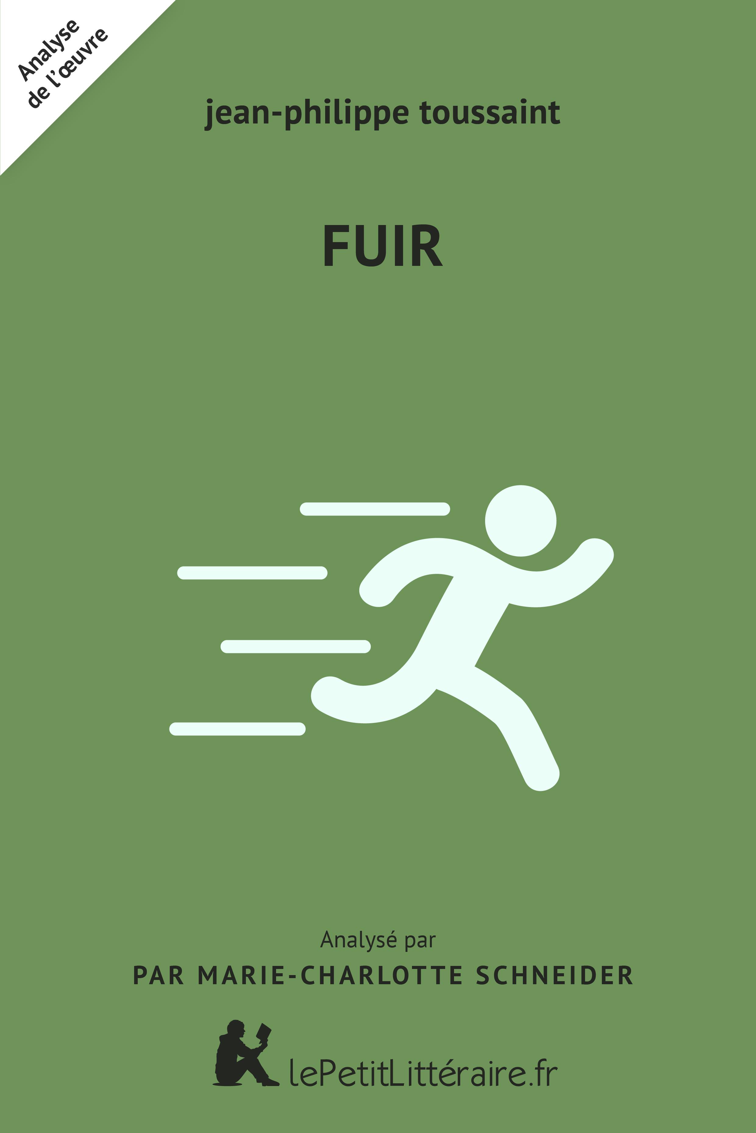Analyse du livre :  Fuir