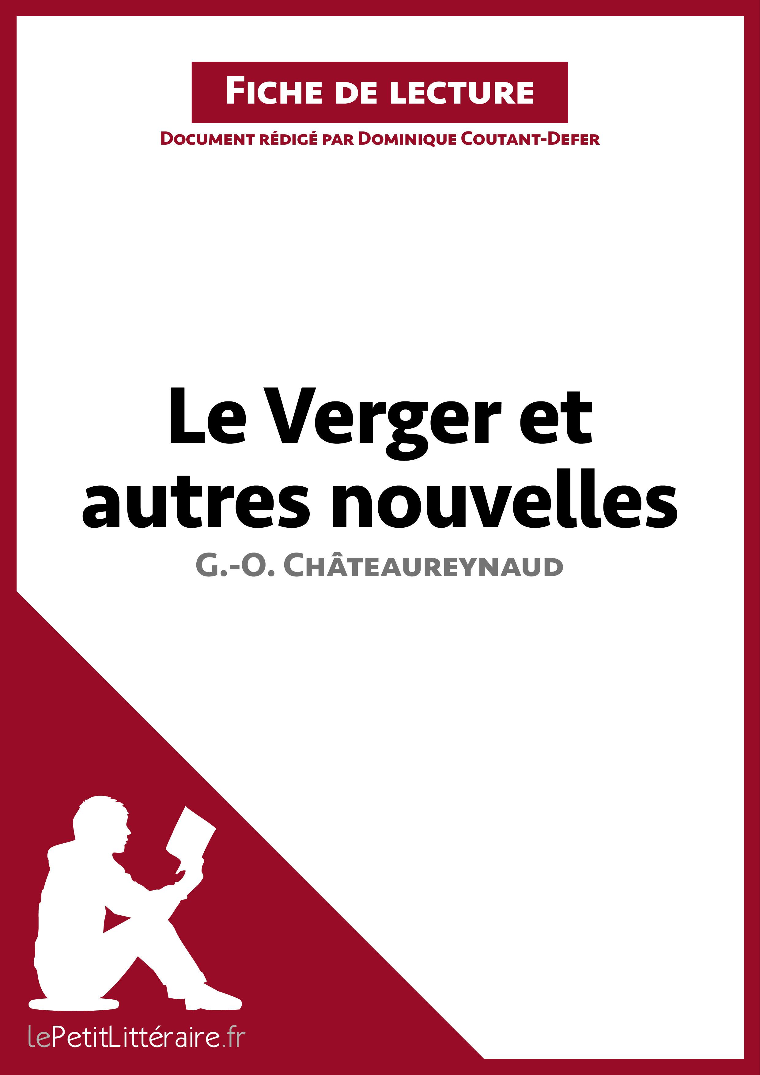 Le Verger et autres nouvelles