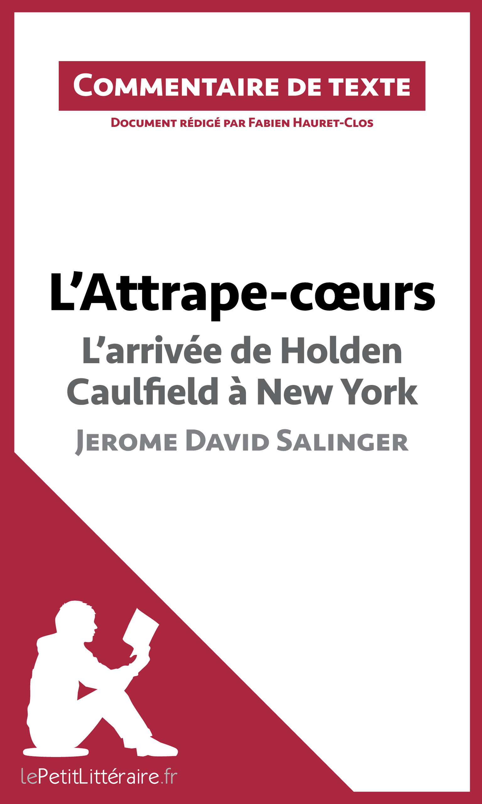L'arrivée d'Holden Caulfield à New York