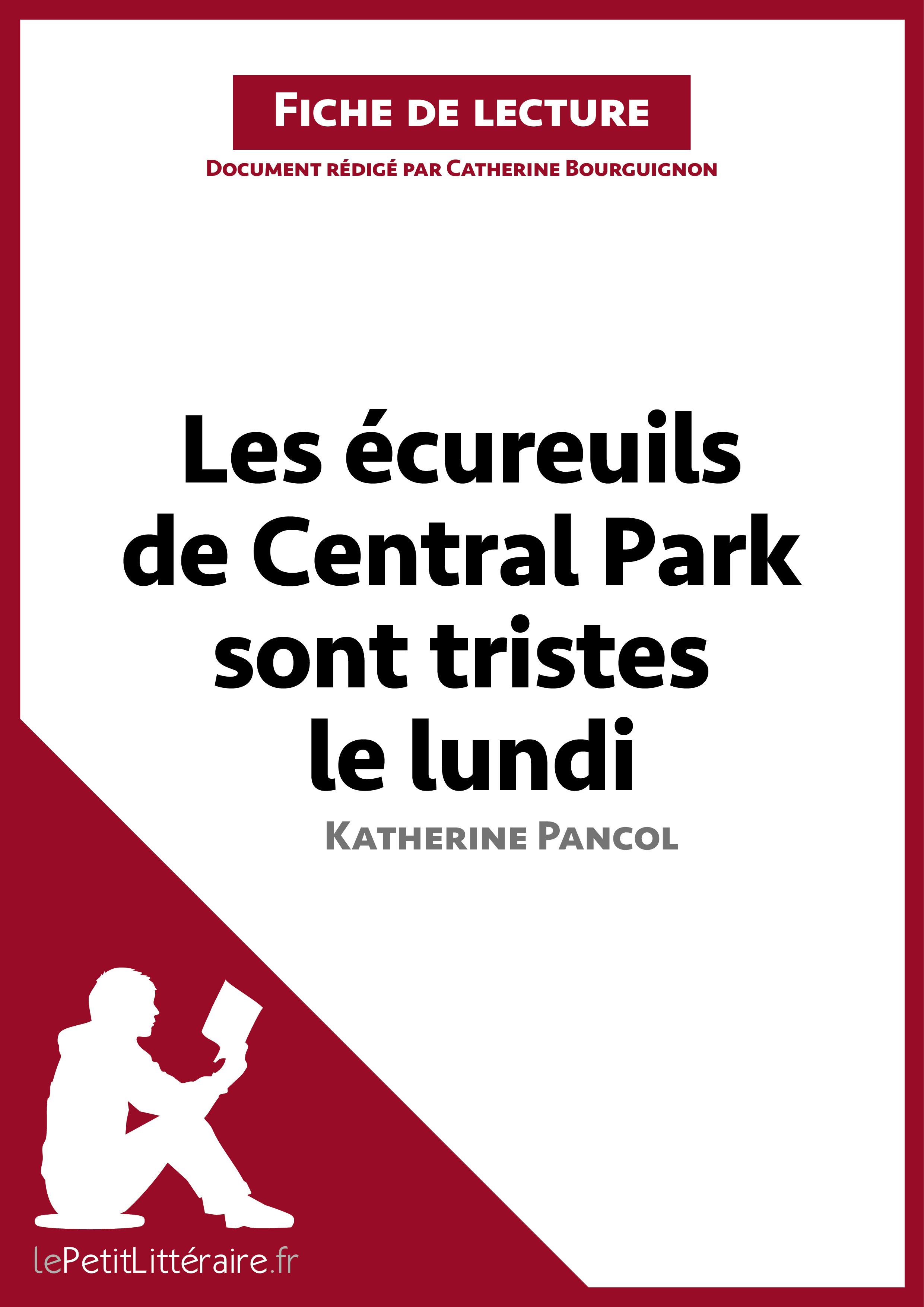 Les écureuils de Central Park sont tristes le lundi