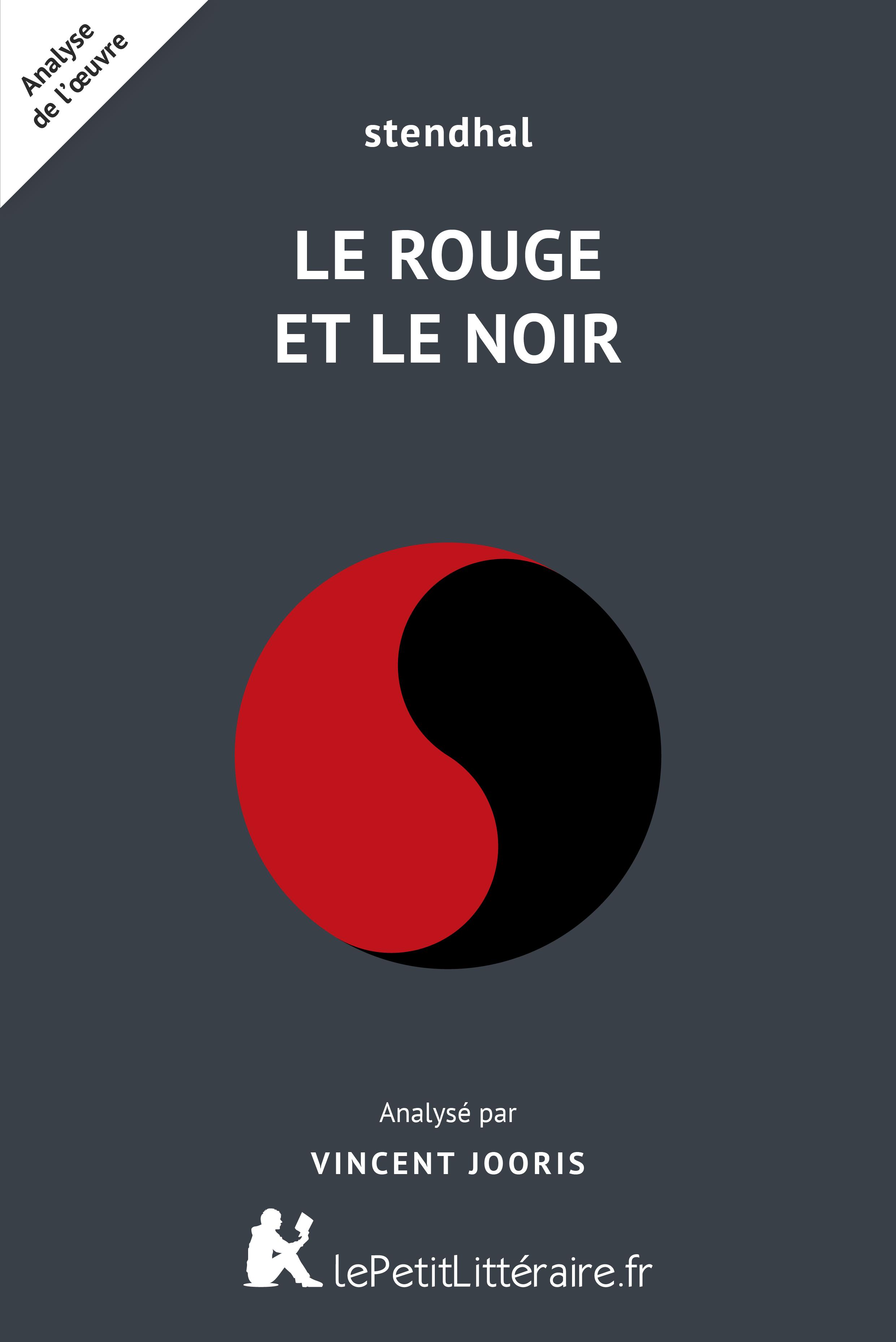 Lepetitlitteraire Fr Le Rouge Et Le Noir Stendhal