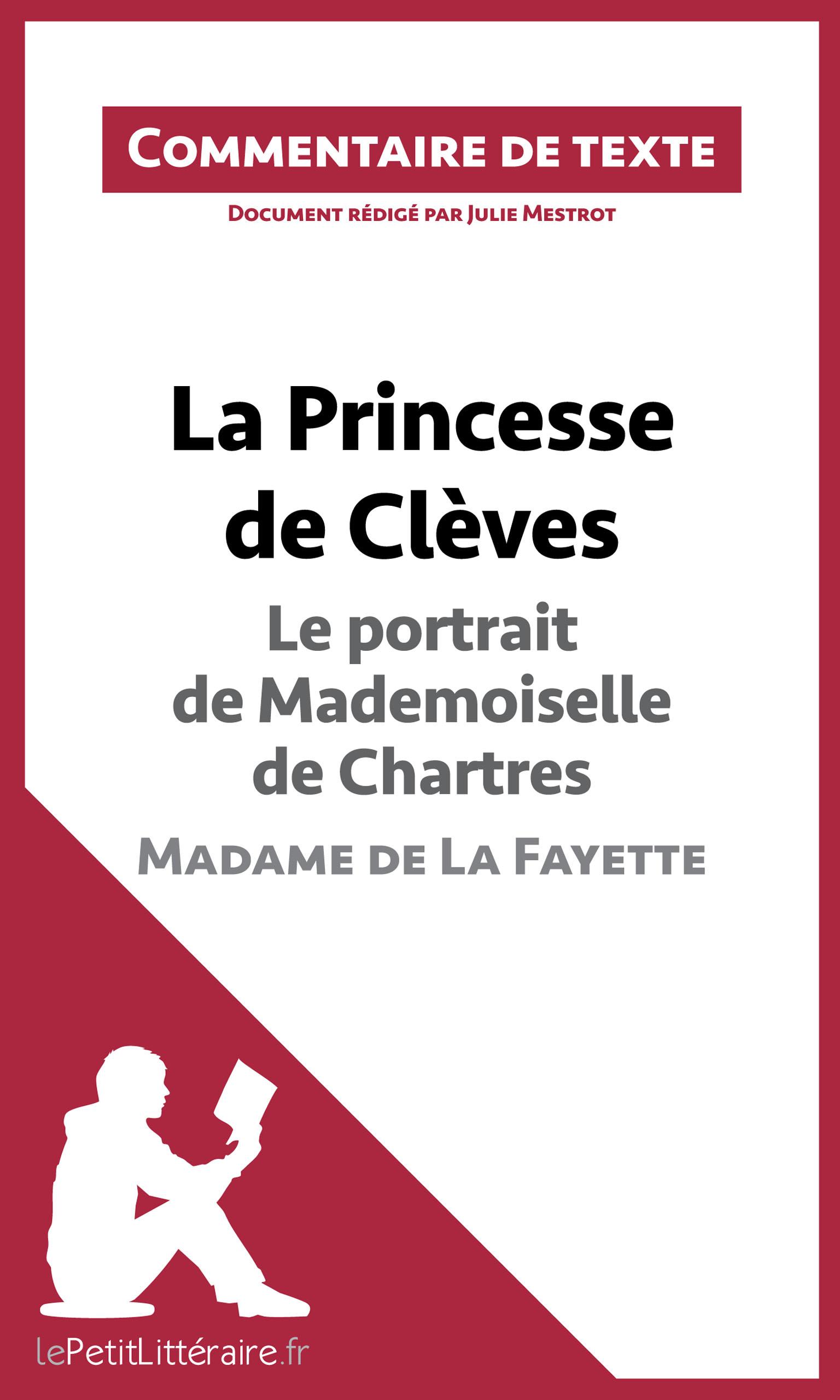 Le portrait de Mademoiselle de Chartres
