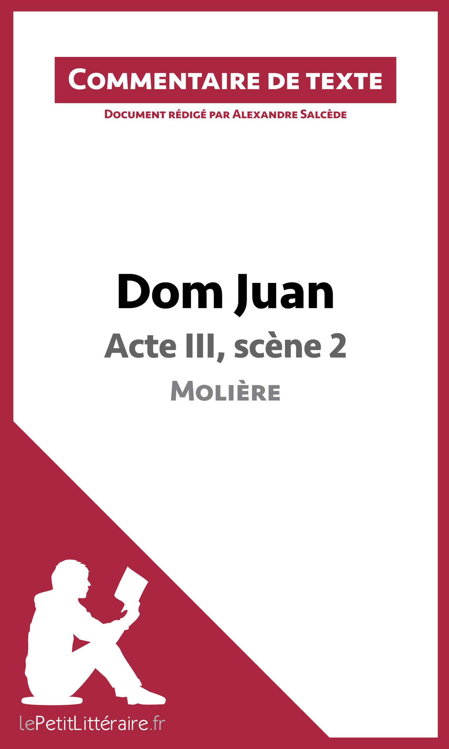 La scène 2 de l'acte III