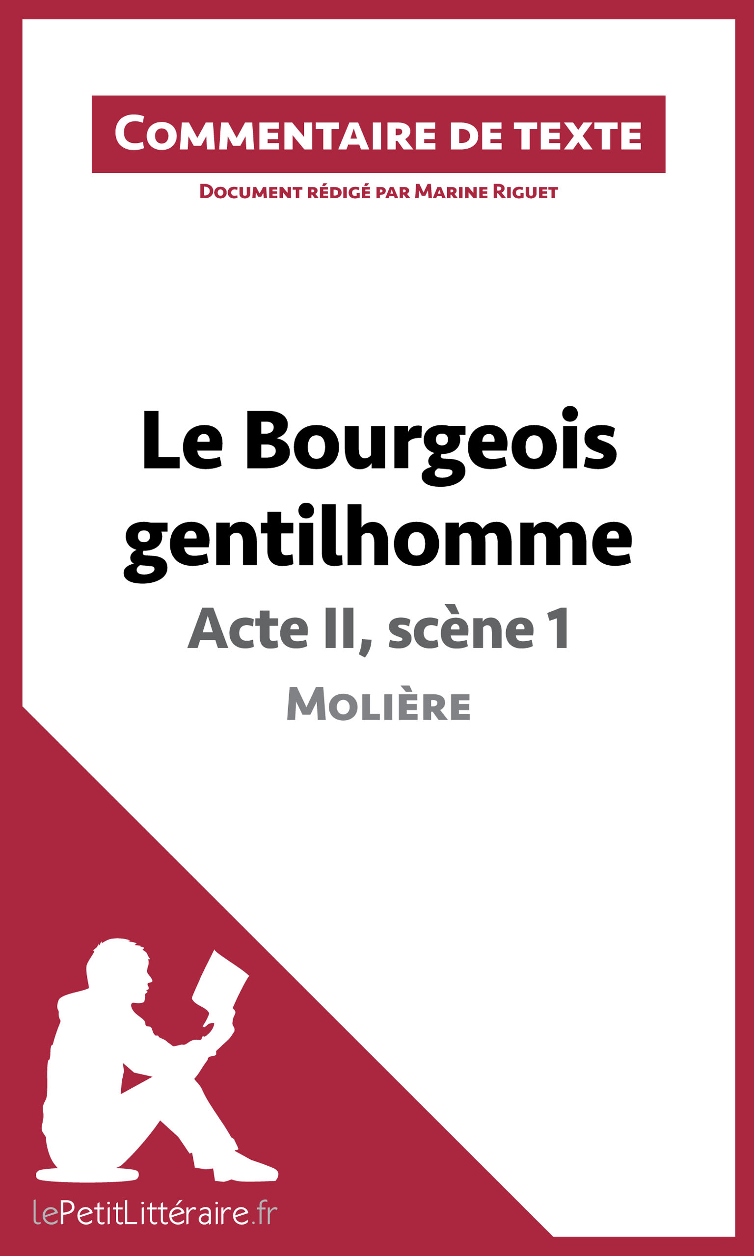 lepetitlitterairefr le bourgeois gentilhomme