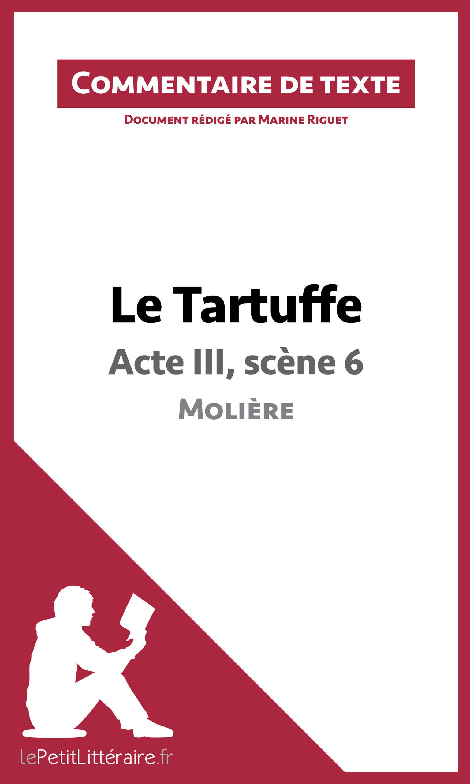La scène 6 de l'acte III
