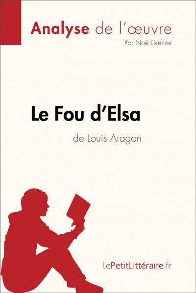 Analyse du livre :  Le Fou d'Elsa