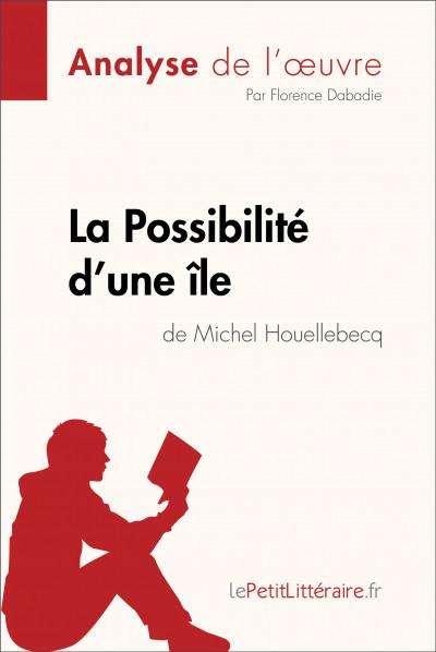 Analyse du livre :  La Possibilité d'une île