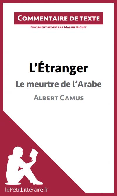 Le meurtre de l'Arabe