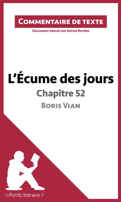 Le chapitre LII