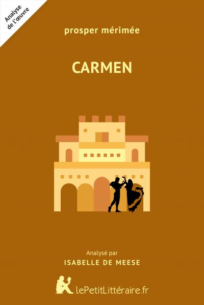 Analyse du livre :  Carmen