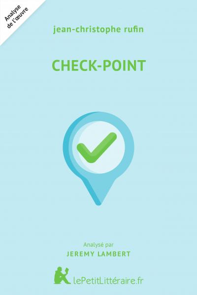 Analyse du livre :  Check-point