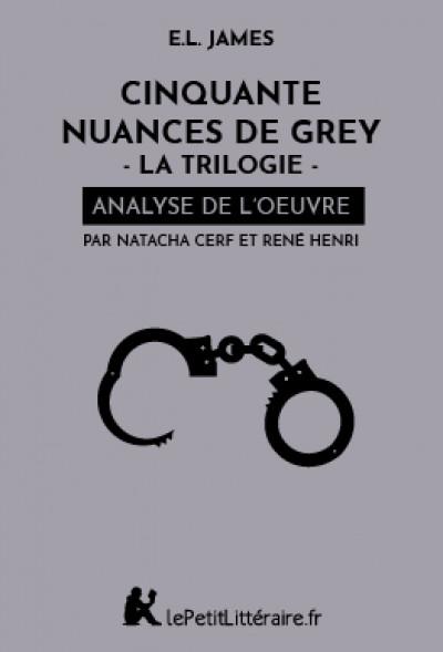 Analyse du livre :  Cinquante nuances de Grey (La trilogie)