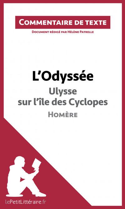 L'épisode de l'ile des Cyclopes