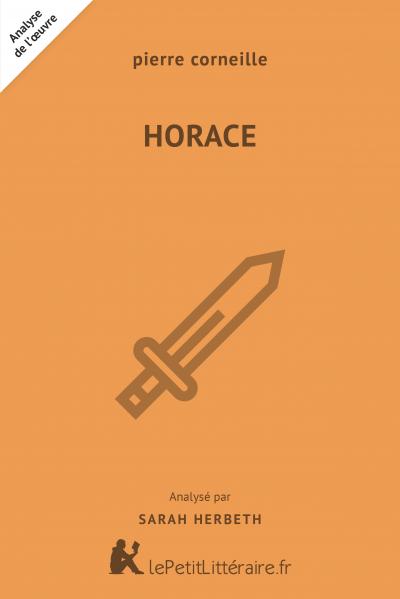 Analyse du livre :  Horace