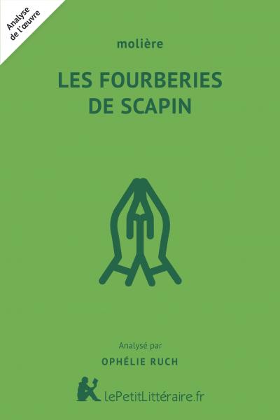 Analyse du livre :  Les Fourberies de Scapin