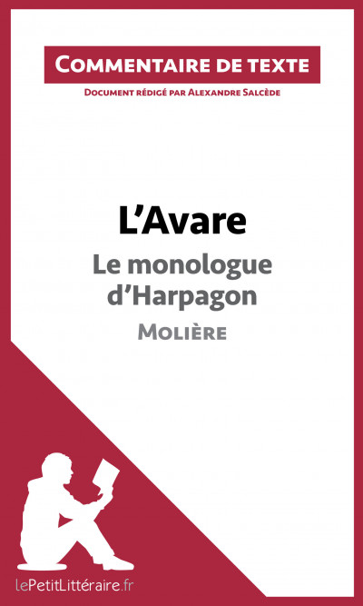 Le monologue d'Harpagon