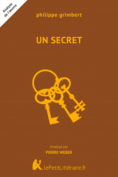 Analyse du livre :  Un secret