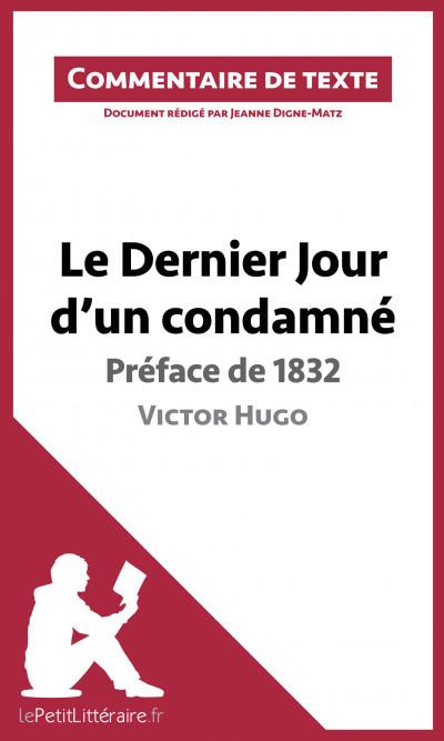 La Préface de 1832