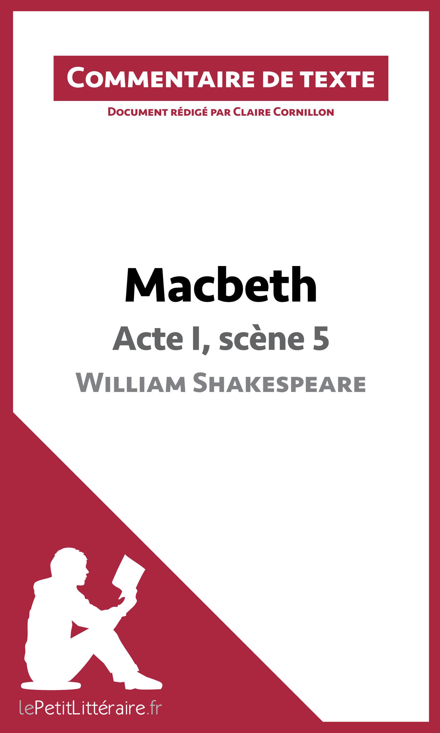 La scène 5 de l'acte I